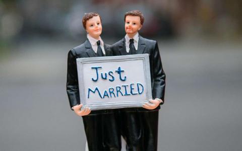 Heirat oder Verpartnerung?